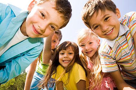 Die Schüler freuen sich auf die Ferien