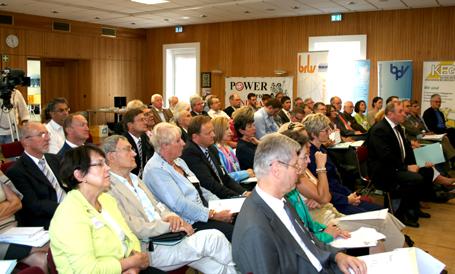 Großes Interesse fand die Initiative differenziertes Schulwesen beim Publikum