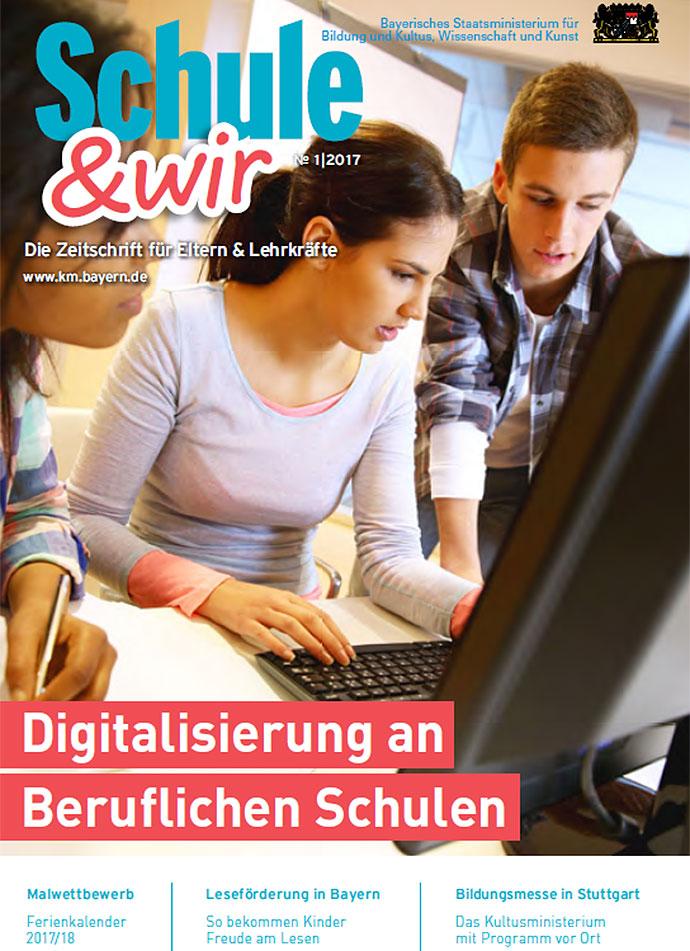 """Das Magazin """"Schule & wir"""" - Archiv"""