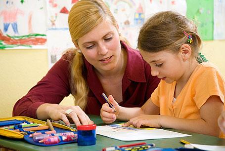 Die individuelle Förderung der Kinder und Jugendlichen bleibt ein zentrales Ziel