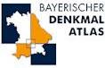 Logo des Bayerischen Denkmal-Atlas