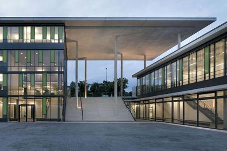 Neubau der Hochschule Würzburg-Schweinfurt