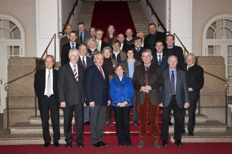 Members of the Bavarian State Monument Council