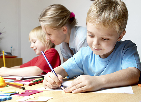 An den bayerischen Grundschulen wird jedes Kind nach seinen Fähigkeiten und Begabungen gefördert