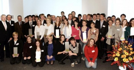Innovative Projekte mit Partnern aus der Arbeitswelt: Die ausgezeichneten P-Seminare der bayerischen Gymnasien