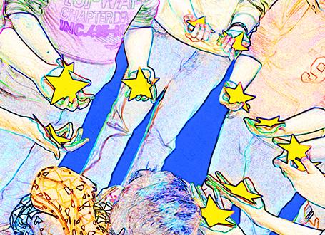 Konflikte friedlich lösen und gegen Gewalt eintreten – für ein Europa in Frieden