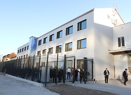 Das neue Generalkonsulat des Staates Israel