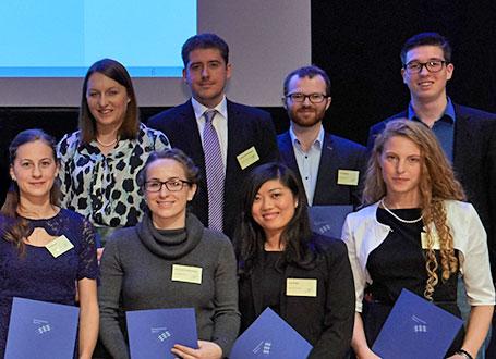 Bayerische Spitzentalente: Absolventinnen und Absolventen des Max-Weber-Programms