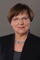 Sachsens Kultusministerin Brunhild Kurth