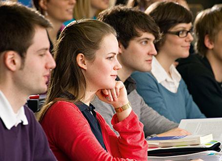 Beim Schülertag können Interessierte viel über die Studienangebote und den Uni-Alltag an der TU München erfahren