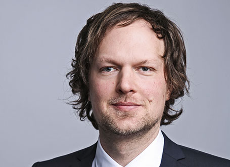 Dr. Claus-Dieter Kuhn leitet eine Nachwuchsforschergruppe an der Universität Bayreuth