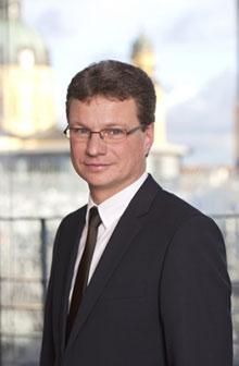 Wissenschaftsstaatssekretär Bernd Sibler