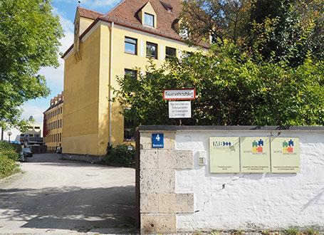 Neuer Arbeitsort: Hier befindet sich die Staatliche Schulberatungsstelle für Oberbayern West und Ost