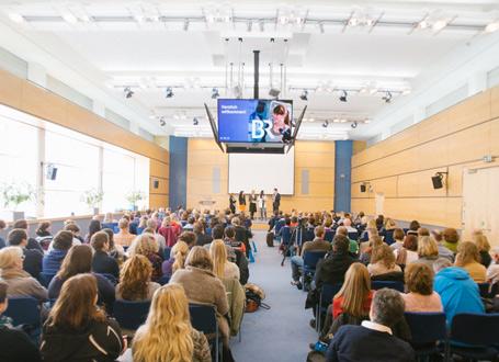 Rund 200 Lehrkräfte aller Schularten waren bei der Fachtagung anwesend
