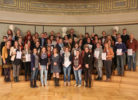SINUS-Schulen in Bayern: Vertreter des Regierungsbezirks Oberbayern