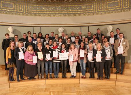 SINUS-Schulen in Bayern: Vertreter des Regierungsbezirks Oberfranken