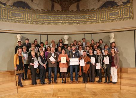 SINUS-Schulen in Bayern: Vertreter des Regierungsbezirks Schwaben