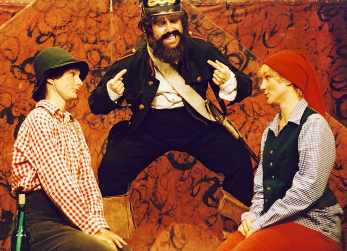 Fünf Jahrzehnte Schauspielkunst Bereiten Besondere Kindheitserinnerungen