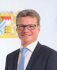 Kultusminister Bernd Sibler