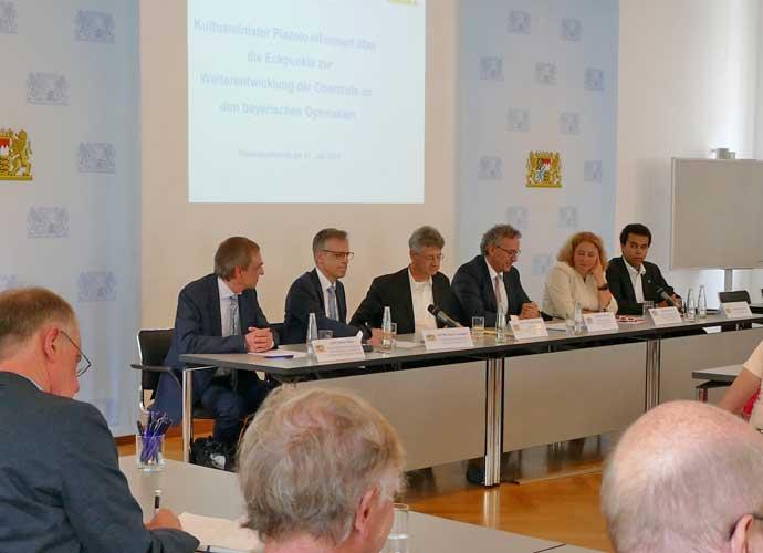 Bayerisches Gymnasium: Mehr Wahlmöglichkeit in der Oberstufe