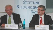 Thomas Kreuzer und Bertram Brossardt