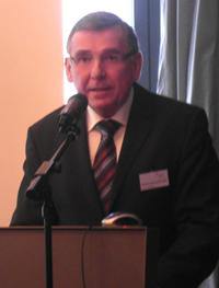 Karl-Heinz Bruckner, Landesvor- sitzender der Direktorenvereinigung