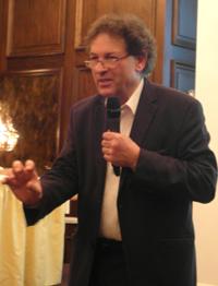 Experte Prof. Dr. Dieter Frey plädierte für eine neue Führungskultur
