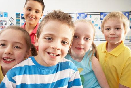 Die individuelle Persönlichkeit jedes Kindes - mit seinen Talenten und Interessen – steht vom ersten Schultag an im Mittelpunkt
