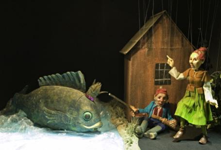 Das Märchen vom Fischer und seiner Frau