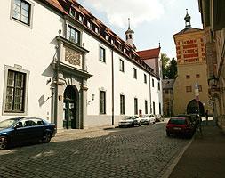 Theater und Museum in der Spitalgasse 15