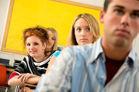 Jeder Abschluss mit Anschluss: Einführungsklassen bereiten geeignete Schüler mit mittlerem Schulabschluss auf die Oberstufe des Gymnasiums vor
