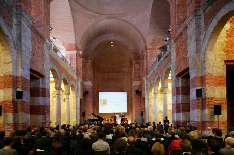 Die Allerheiligen-Hofkirche der Münchner Residenz: Ort des diesjährigen TiL-Festakts