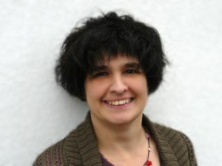 Lehrerin Alexandra Pfahler