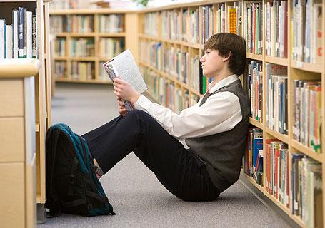 Bibliotheken: Hier können Schüler selbstständig und entdeckend lernen
