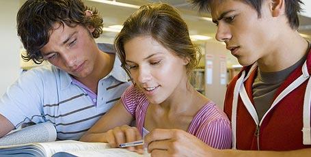 Der gegenseitige Austausch zwischen den Referendaren im Studienseminar ist eine wertvolle Unterstützung