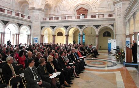 Kuppelsaal der Bayerischen Staatskanzlei: Ein historischer Ort für die feierliche Verleihung der Urkunden