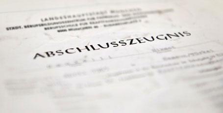 Schulabschlüsse Bayern