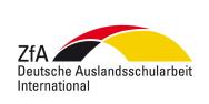 Logo der Zentralstelle für das Auslandsschulwesen (ZfA)