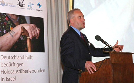 Kultusminister Dr. Ludwig Spaenle: