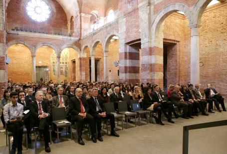 Talent im Land: In der Allerheiligen-Hofkirche der Münchner Residenz fand die Verleihung der Stipendien statt