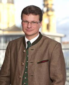 Kultusstaatssekretär Bernd Sibler