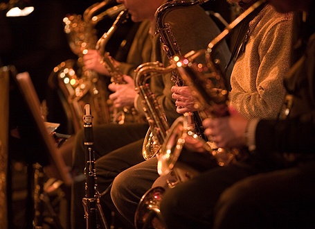 Beim Treffen junge Musikszene bekommen Nachwuchsmusiker neue Impulse
