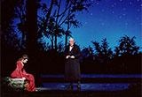 Die Zauberflöte. Wolfgang Amadeus Mozart. Inszenierung: August Everding. Neueinstudierung: Helmut Lehberger. Premiere der Neueinstudierung am 31. Oktober 2004 im Nationaltheater