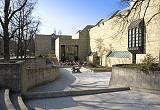 Außenansicht der Neuen Pinakothek