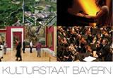 Kulturstaat Bayern - Förderung von Kunst und Kultur