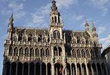 Das Broodhuis in Brüssel