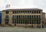 Gebäude des Ministeriums in Nürnberg
