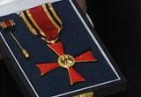 Das Bundesverdienstkreuz am Bande