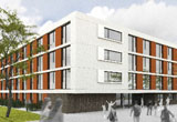 Ansicht Studentenwohnheim