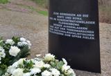 Mahnmal für die ermordeten Sinti und Roma